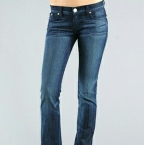 Lucky Brand Sofia Boot Cut Jeans, size 2